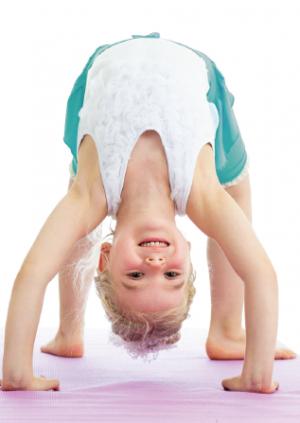Kids Love Yoga